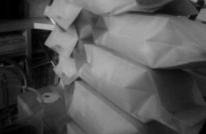 コーヒー豆 業務用パッケージ