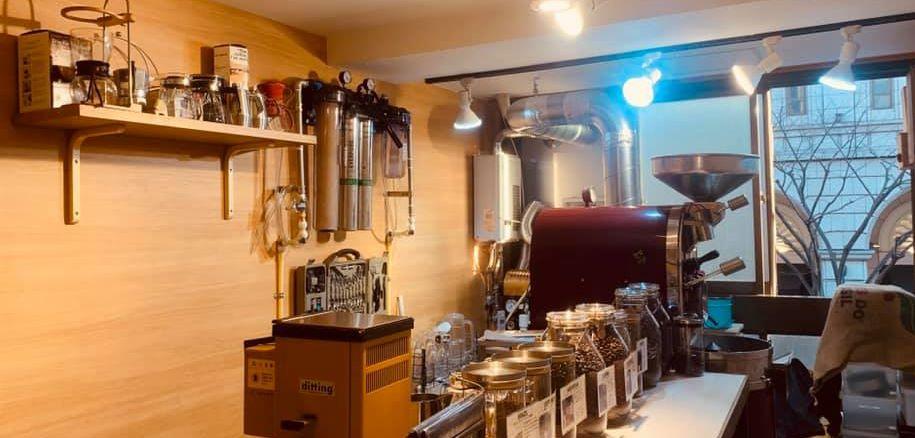 カフェ ラヴニール・神戸のスペシャルティコーヒー専門店