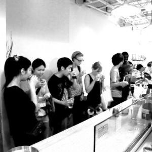 コーヒー講座の様子2